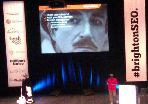 Tony King - BrightonSEO